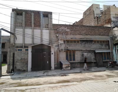 5 Marla Double Storey House For Sale In Block No. 21