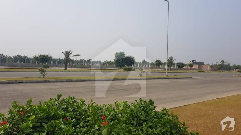 Hot Location 8 Marla Possession Plot Is Available For Sale