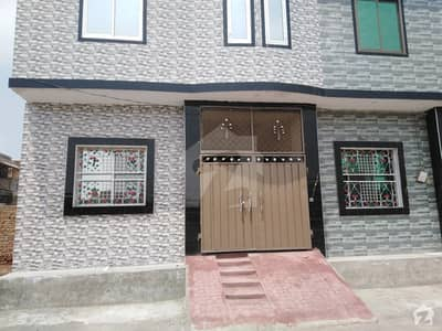 2 Marla & 90 Square Feet Double Storey House For Sale In Ahmad Park