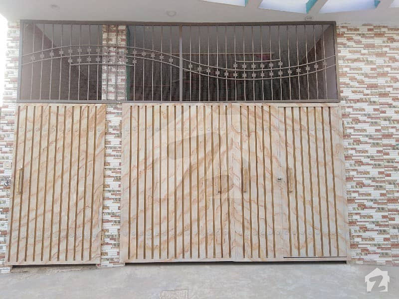 5 Marla Single Storey House Is Available For Sale In Green Town Bahawalpur