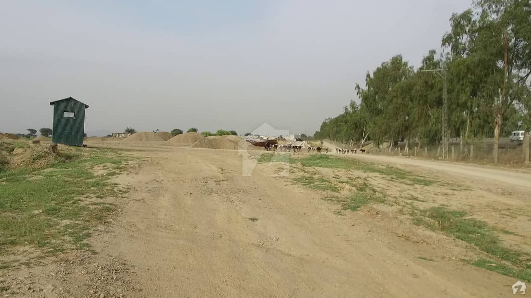5 Marla Residential Plot File For Sale In G-17/1 Islamabad