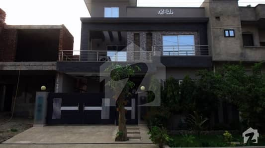 10 Marla Brand New House For Sale In M Block Of Formalites Housing Scheme Lahore