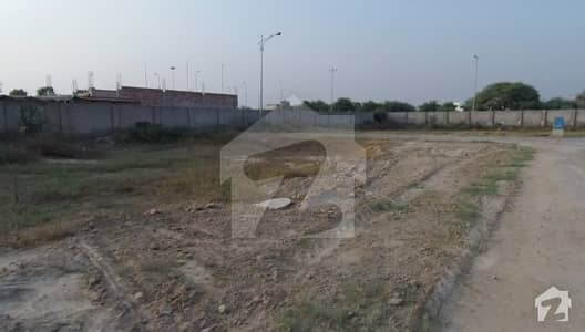 1 Kanal Plot For Sale In L Block Of Air Avenue Lahore