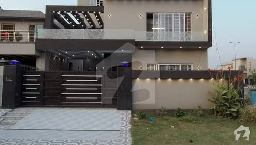 10 Marla Brand New House For Sale In A Block Of Eden City Lahore