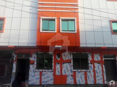 Brand New 4 Storey Plaza For Sale On Back Side Main Airport Road Gulzar-e-Quid Check Post