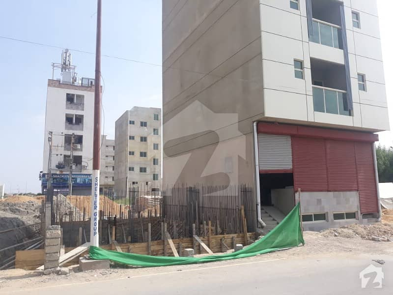 478 Sq  ft Office In Under Construction Building In One Of The Best Commercial Buildings Of Defense