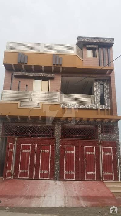 حیات آباد فیز 7 - ای5 حیات آباد فیز 7 حیات آباد پشاور میں 5 مرلہ مکان 2.3 کروڑ میں برائے فروخت۔