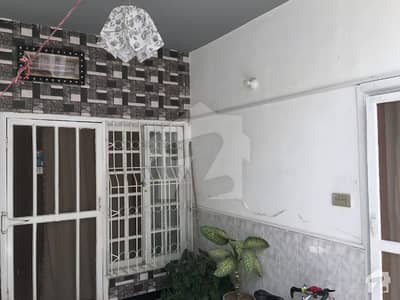 One Unit 120 Sq Yd White House Is Available For Sale