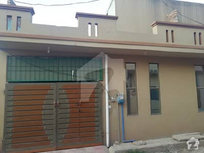 House For Sale In New Afzal Chaklala Scheme 3