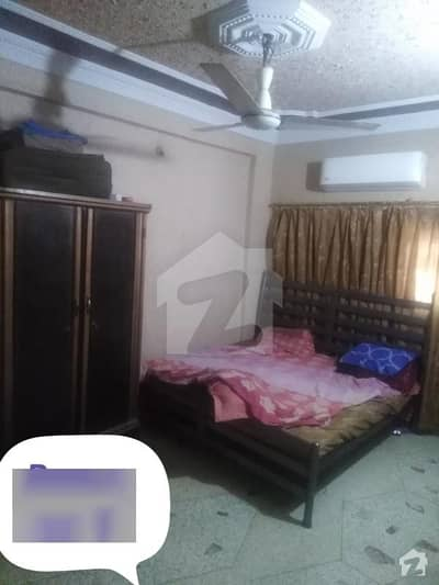 Flat For Sale On Pagri Basis At Hussainabad F B Area Karachi