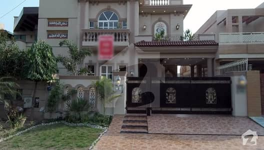 10 Marla Brand New House For Sale In R Block Of DHA Phase 8 Lahore