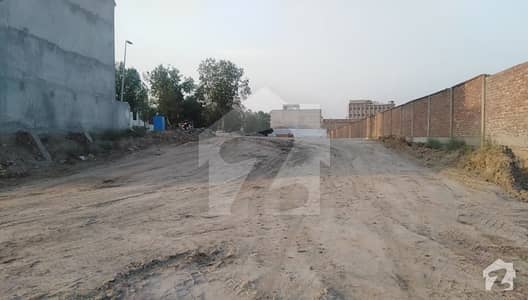 5 Marla Residential Plot With No Transfer Fee Available For Sale