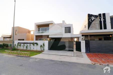 1 Kanal Brand New Beautiful Design Bungalow In DHA Defence Phase 6 Outclass Locatio