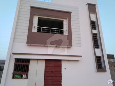 80 Yard Double Storey House For Sale In Bismillah City  Extension