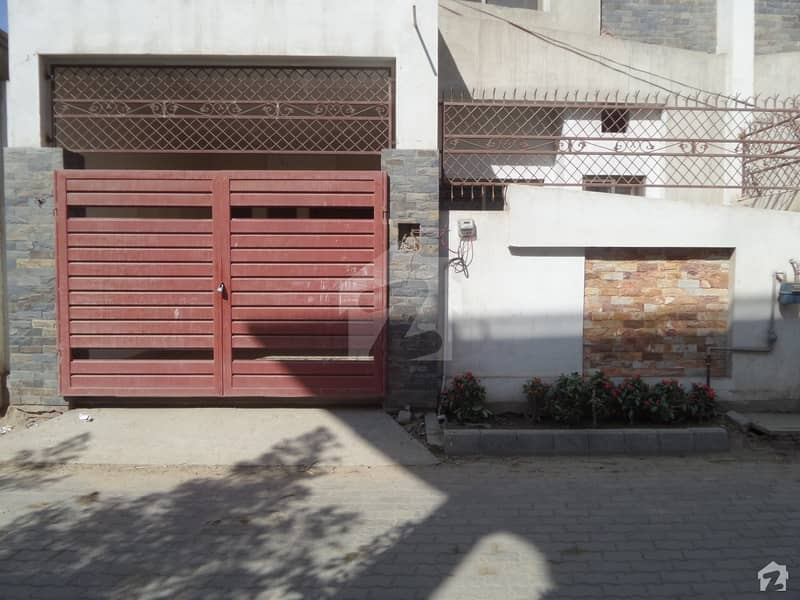 Double Story Beautiful House For Sale At Wahab Town Okara