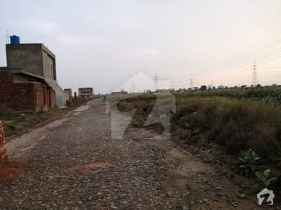 5 MARLA PLOT FOR SALE ON INVESTOR RATE