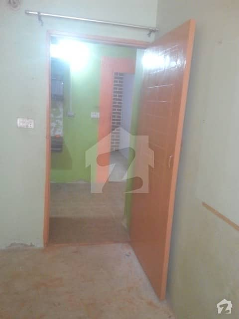 Ground Floor Flat For Sale Allah Wala Town Korangi 31a Near Pso Pump KIA And Crossing