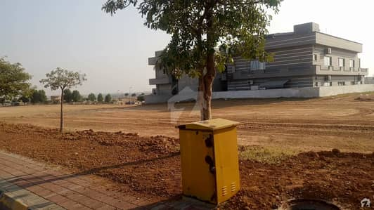 Residential Plot Is Available For Sale In DHA Phase 3 Serene City Zone 8 Islamabad