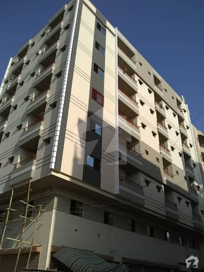 Brand New Project 1st Floor Flat Available For Sale In Good Location