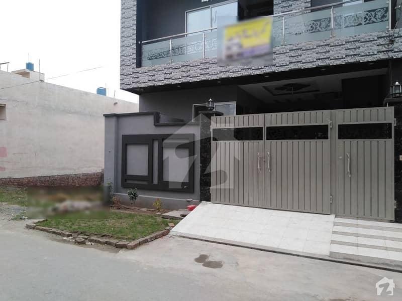 WellBuilt 5 Marla House Available On Good Location