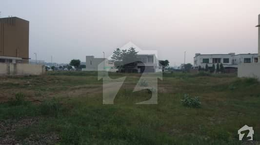 Plot Near Park H Block A Great Opportunity To Invest In Dha Lahore New Houses Being Built On Regular Basis