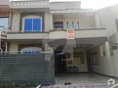 Pwd Housing society Brand New House For Sale