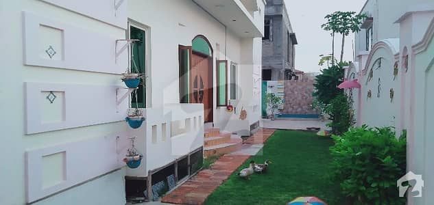 Single Storey Owner Build Beautiful Bungalow For Rent On Prime Location More Than Highly Secured Front Of Embassy