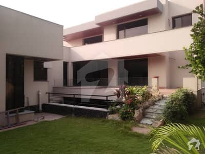 2 Kanal Luxury Bungalow With Basement And Swimming Pool Phase 3 Near Shiba Park And McDonald