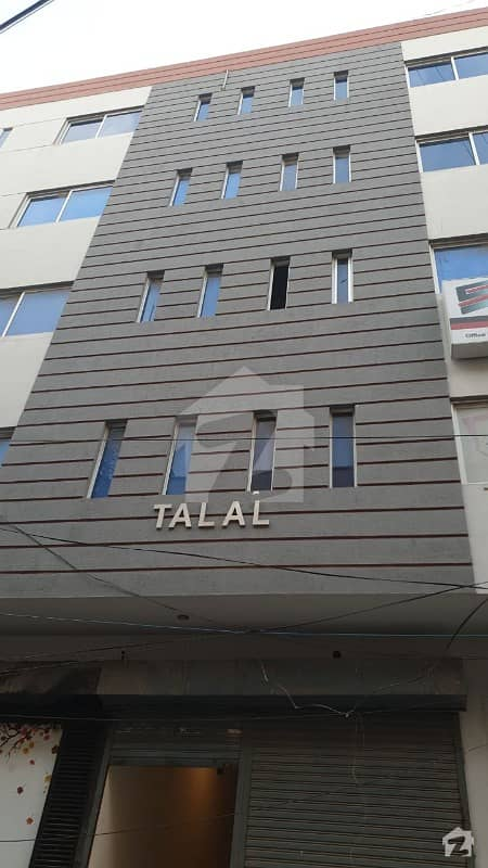Office For Sale At Prime Location In Tauheed Commercial Area