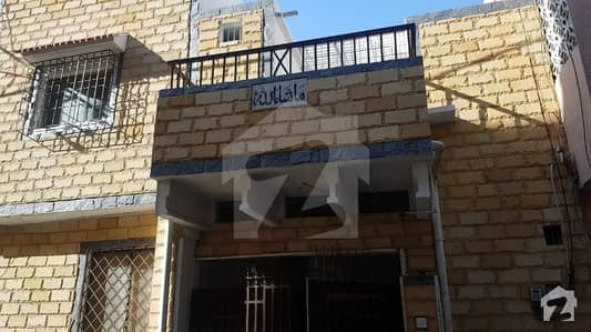 120 Sq Yards Ground + 1 House For Rent