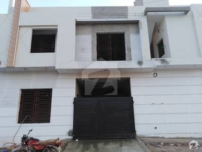 3.5 Marla Double Story House For Sale