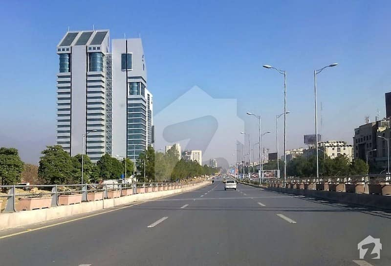 Residency Apartment Tower Plot Is Available For Sale