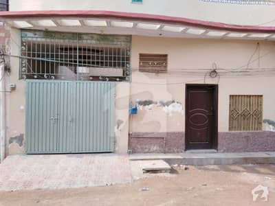 Single Storey House Is Available For Sale In Ghangla Chowk Near Niaz Town