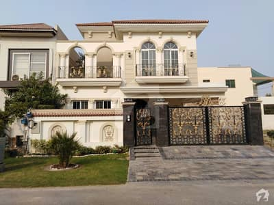 10 Marla Brand New Spanish Double Unit House In DHA Phase 5  Block K