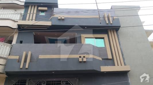 الحرم ماڈل ٹاؤن پشاور میں 8 کمروں کا 5 مرلہ مکان 45 ہزار میں کرایہ پر دستیاب ہے۔