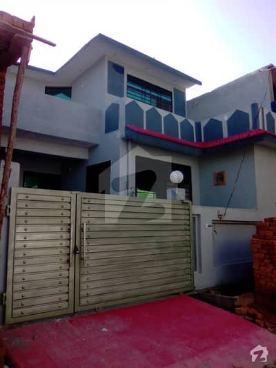 ameen town 4 Marla ghr 25 foot frount double story