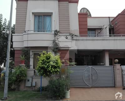Corner House Is Available For Sale In Block A