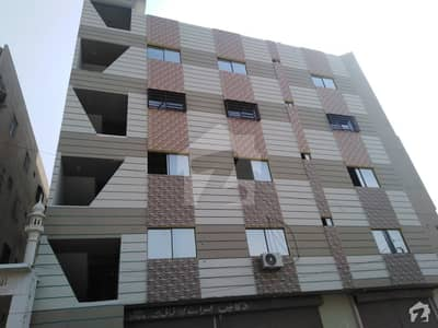 A Flat Is Available For Sale In Al Rauf Corner