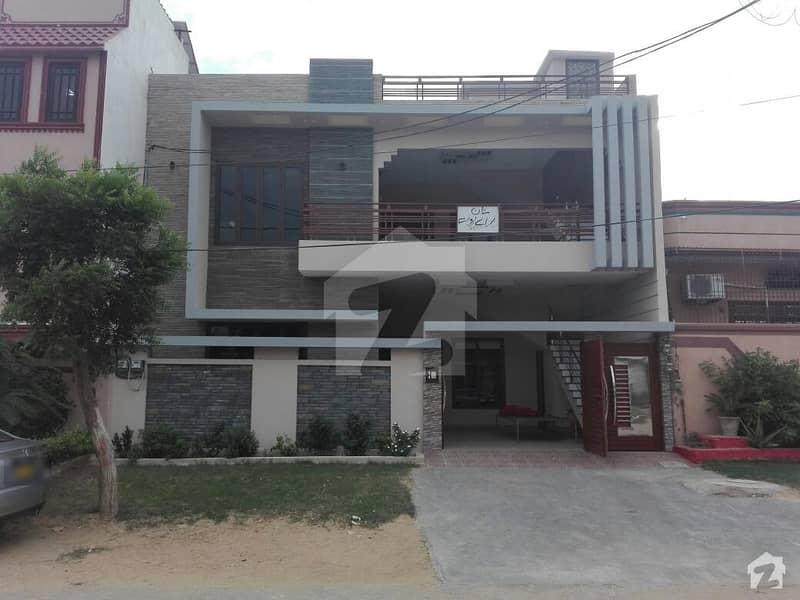 گلشنِ معمار - سیکٹر وی گلشنِ معمار گداپ ٹاؤن کراچی میں 6 کمروں کا 8 مرلہ مکان 2.85 کروڑ میں برائے فروخت۔