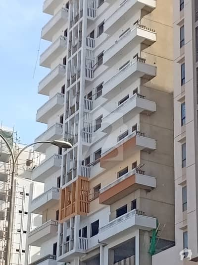 Brand New 3 Bed Flat By Well Known Builders Is Up For Sale Near Naval Housing Scheme Oppsite Kausar Medico