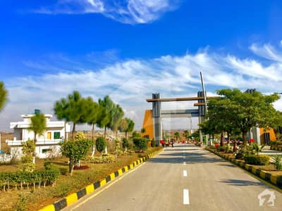 University Town Block E 10 Marla Plot For Sale