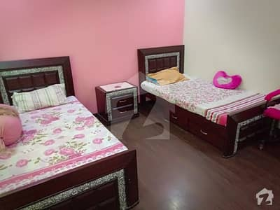 1 Bedroom With Attached Bathroom For Rent Only For Females In Dha Lahore
