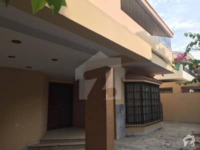 350 Sq Yd Bungalow  Very Well Maintained Is Available For Sale