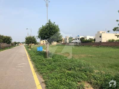 2 Kanal Possession Plot Is Available In Dha Phase 8 Park View E86