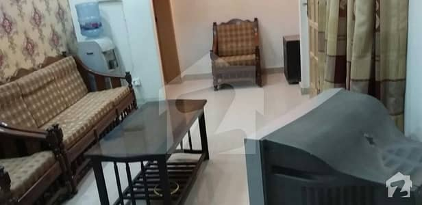 Ground Floor Beautiful Furnished Flat For Sale In I-8/1