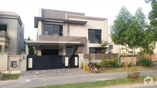 One Kanal Brand New Galleria Design Royal Palace Bungalow For Sale At Dha Phase 5