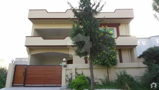 Main Double Road Triple Storey House For Sale In G-15 Islamabad
