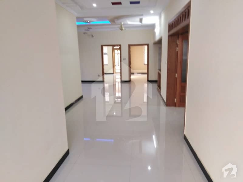 Brand New 12 Marla Double Unit House For Sale Cbr Town Islamabad