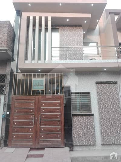 3.3 Marla House Is Available For Sale In Shahbaz Town Faisalabad