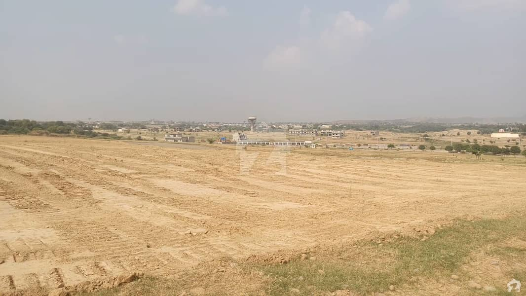 Corner Plot Is Available For Sale In Gulberg Residencia